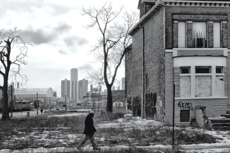 New Release – Detroit Is: An Essay in Photographs – J. Gordon Rodwan