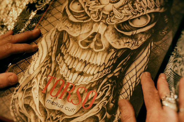 Tattoo Magazine review – Torso by Markus Cuff