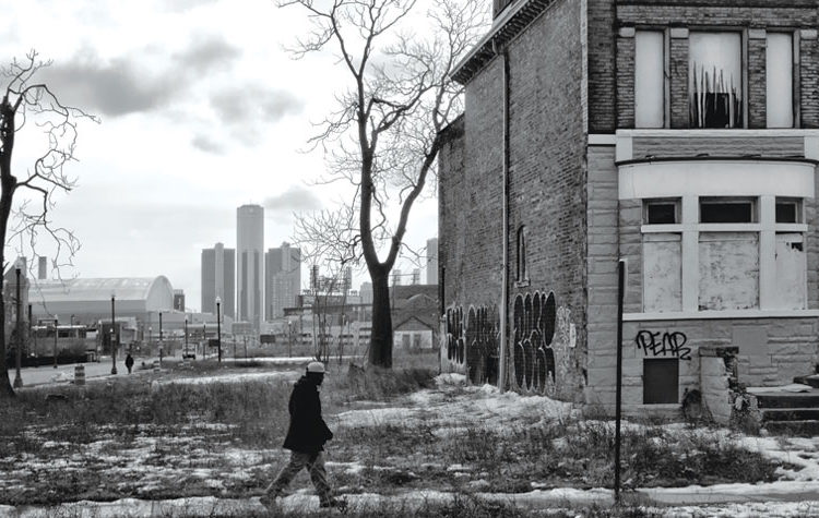 Detroit Is featured in Hour Detroit magazine