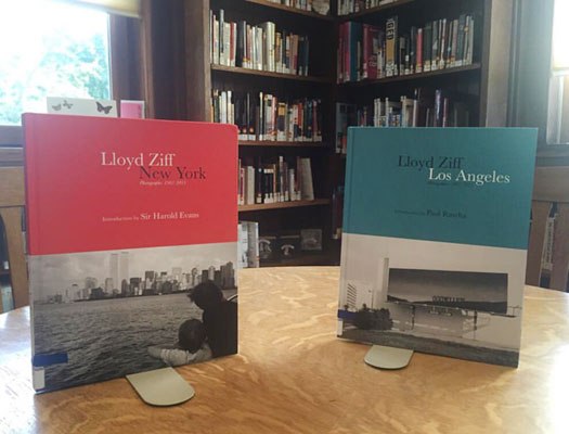 Floyd Memorial Library welcomes Lloyd Ziff