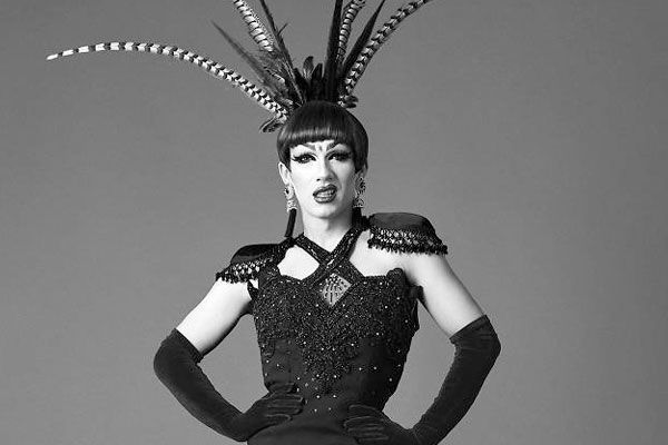Timeout meet drag superstar Sasha Velour